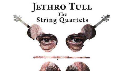 Jethro Tull - The String Quartets album artwork