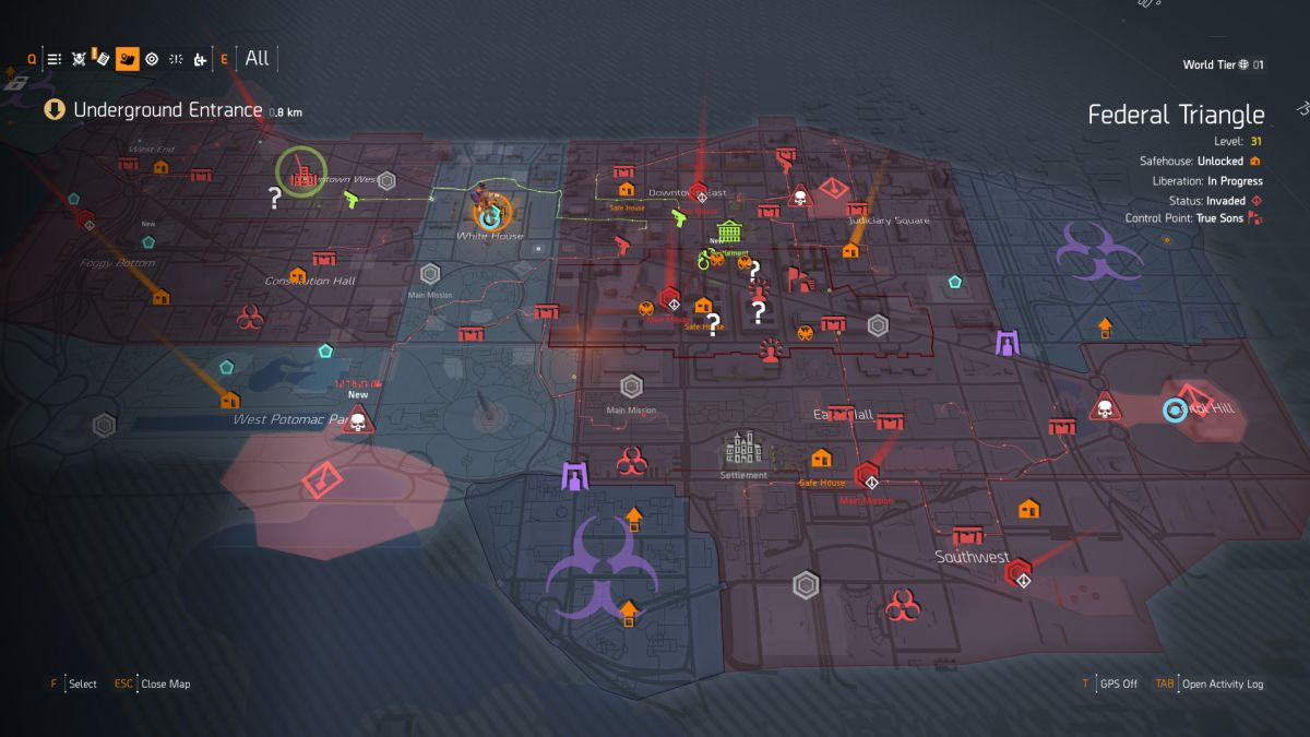 The Division 2 endgame and World Tier 5 guide   PC Gamer