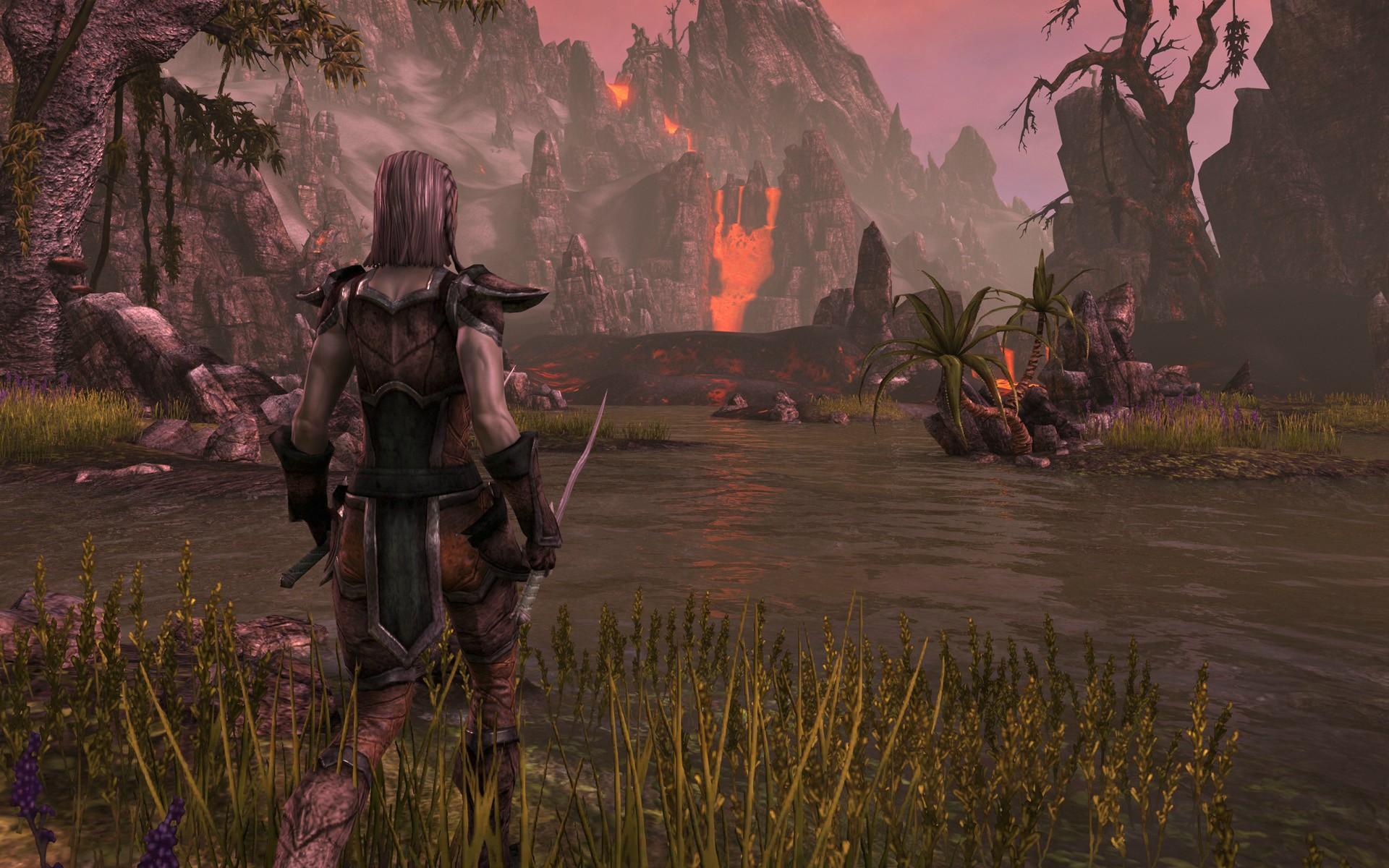 Elder Scrolls Online Screenshots Travel Across Tamriel #24406