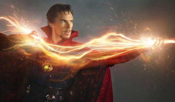 doctor strange wields power