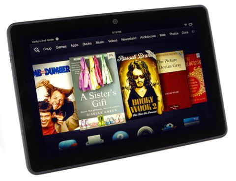 Amazon Kindle Fire HDX 7 review | What Hi-Fi?
