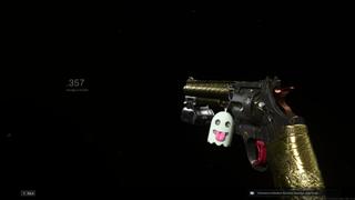 Modern Warfare best pistol