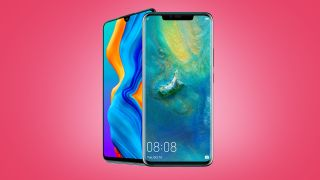Get 100GB of data with these ace Huawei P30 and Mate 20 Pro deals