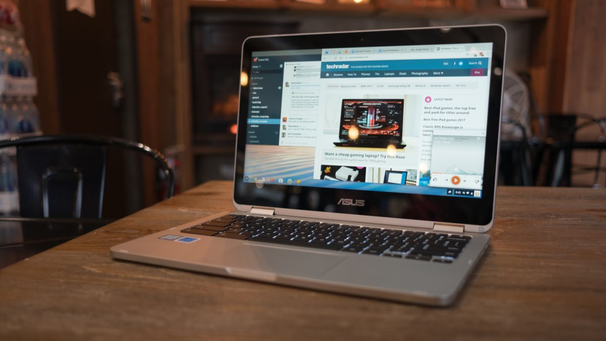 Asus Chromebook Flip C302: mastering the Chromebook review | TechRadar