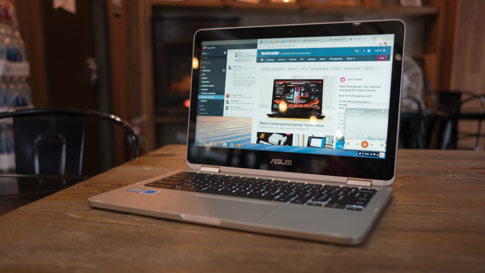Asus Chromebook Flip C302: mastering the Chromebook review