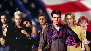 Cast members of The Lost Boys, Top Gun, Fast Times At Ridgemont High and Pretty In Pink