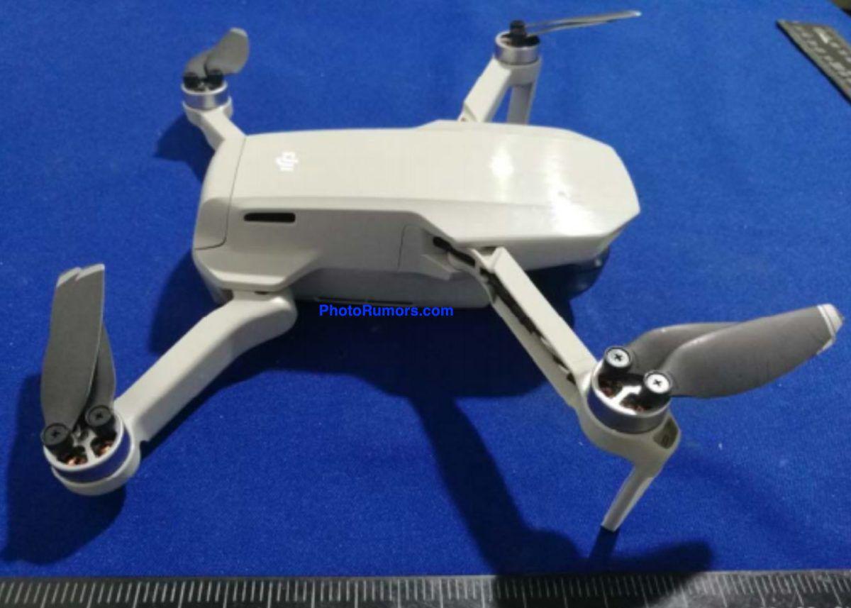 Leaked Video Of Dji Mavic Mini Shows A Potentially Revolutionary Camera Drone Digital Camera World