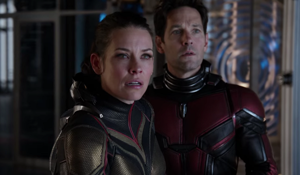Hope and Scott Ant-Man And The Wasp