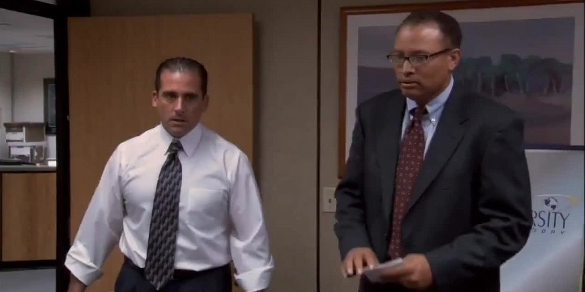 the office diversity day larry wilmore season 1