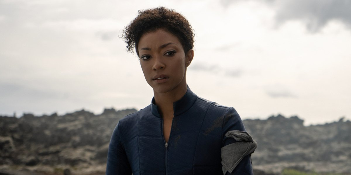 star trek discovery season 3 cbs all access michael burnham