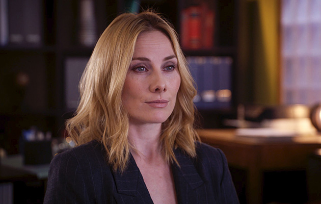 Holby City jac naylor returns