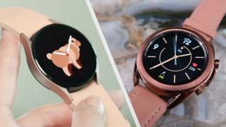 Samsung Galaxy Watch 4 vs. Galaxy Watch 3