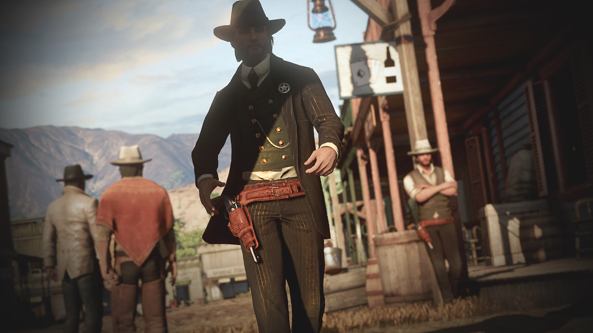 wild west online revealed the red dead like mmo built from the