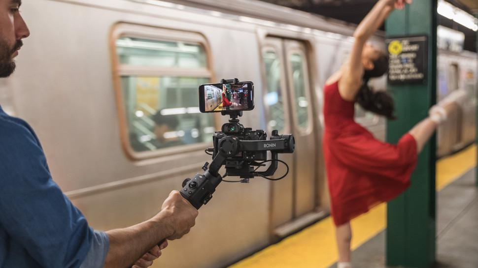 DJI's Ronin SC is a lightweight stabiliser for mirrorless cameras | Digital Camera World