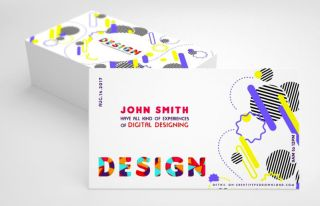 13 of the best free business card templates | Creative Bloq