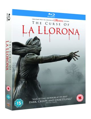 Win The Conjuring movie The Curse of La Llorona on Blu-ray
