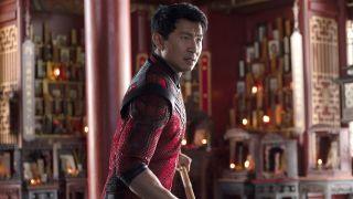 Simu Liu in Shang-Chi's final battle