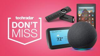 promos Amazon Echo et Fire TV