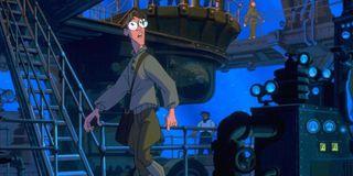Milo Thatch in Atlantis