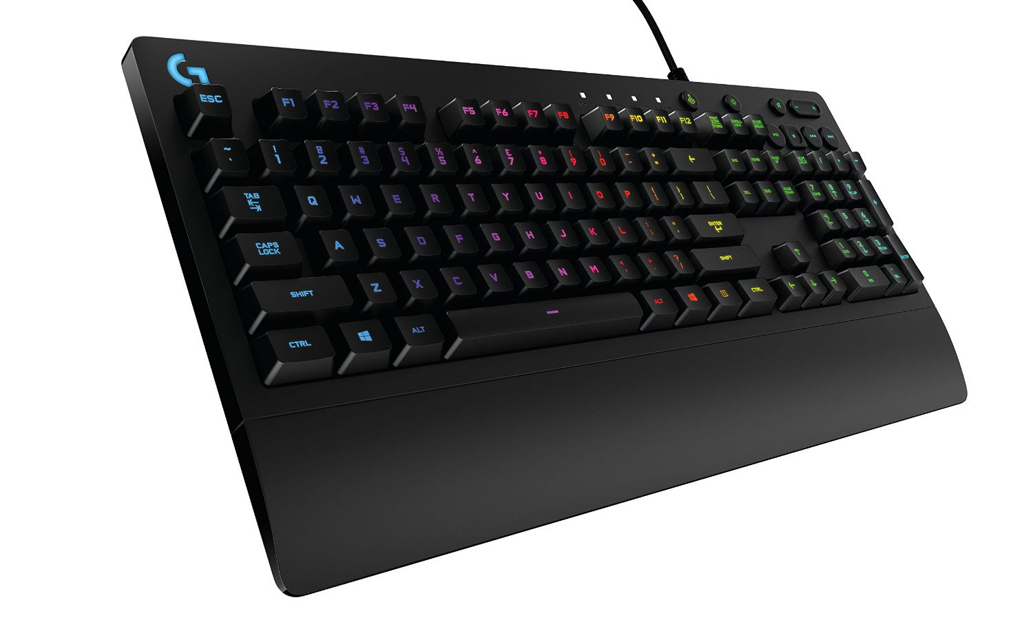 742fdf056d6 Logitech G213 Prodigy Review — Membrane for the Masses | Tom's Guide