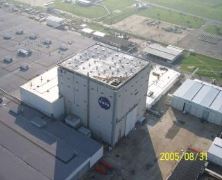 NASA Facility Struggles in Wake of Hurricane Katrina