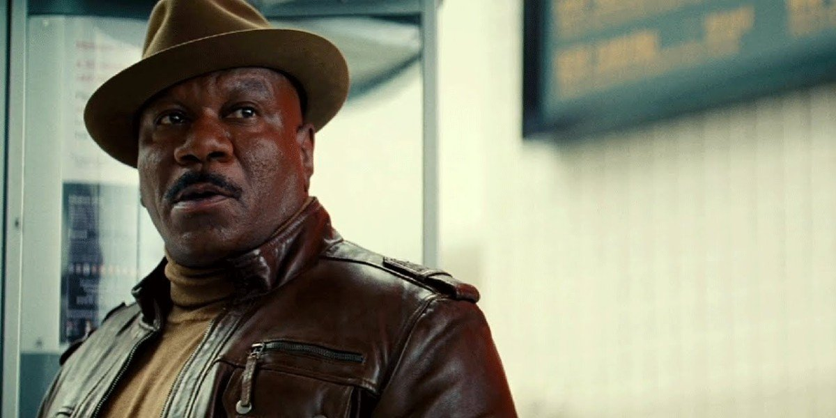 Ving Rhames - Mission: Impossible - Rogue Nation