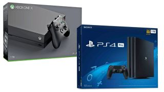 Xbox One X vs PS4 Pro - which should you buy in 2019
