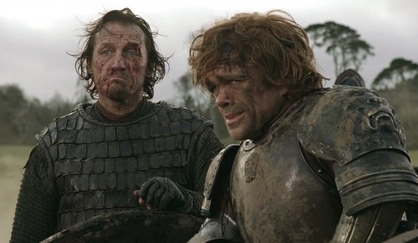 Bronn Tyrion Lannister Game of Thrones