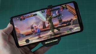 The Asus ROG Phone 2 is built for gamers