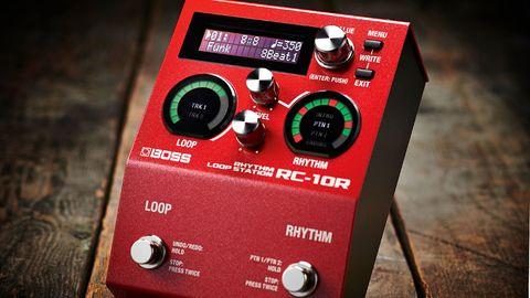 Boss RC-10R Rhythm Loop Station review