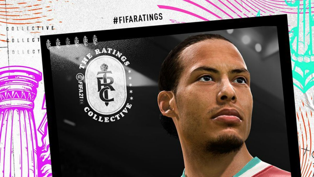 Fifa 21 Ratings The Top 100 Players Including De Bruyne And Vvd Gamesradar