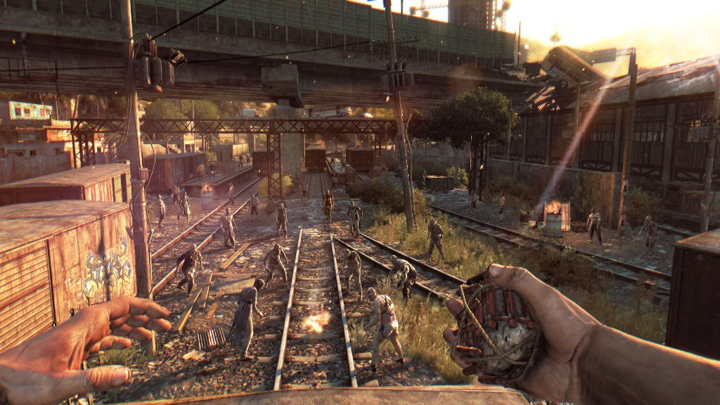 Dying Light Multiplayer Zombie Mode Isn't For Everyone #28606