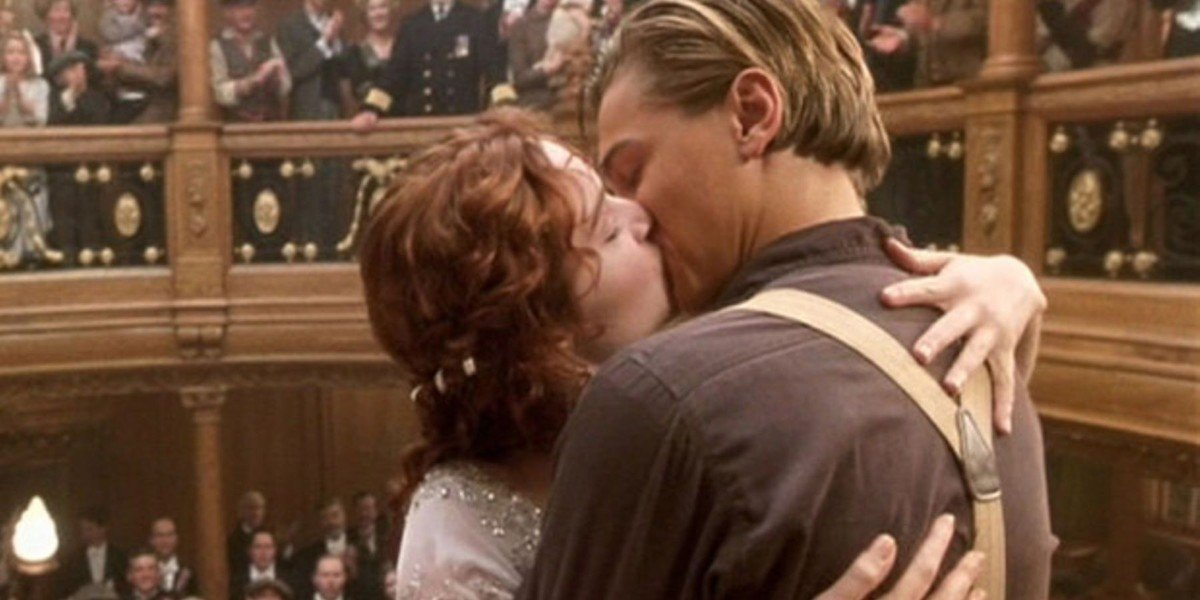 Kate Winslet, Leonardo DiCaprio - Titanic