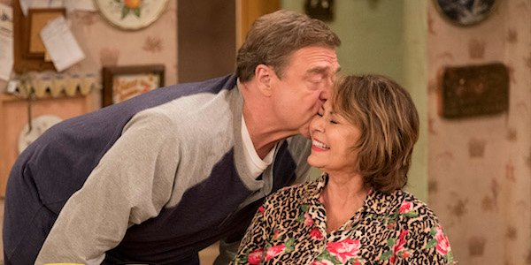 Roseanne and John