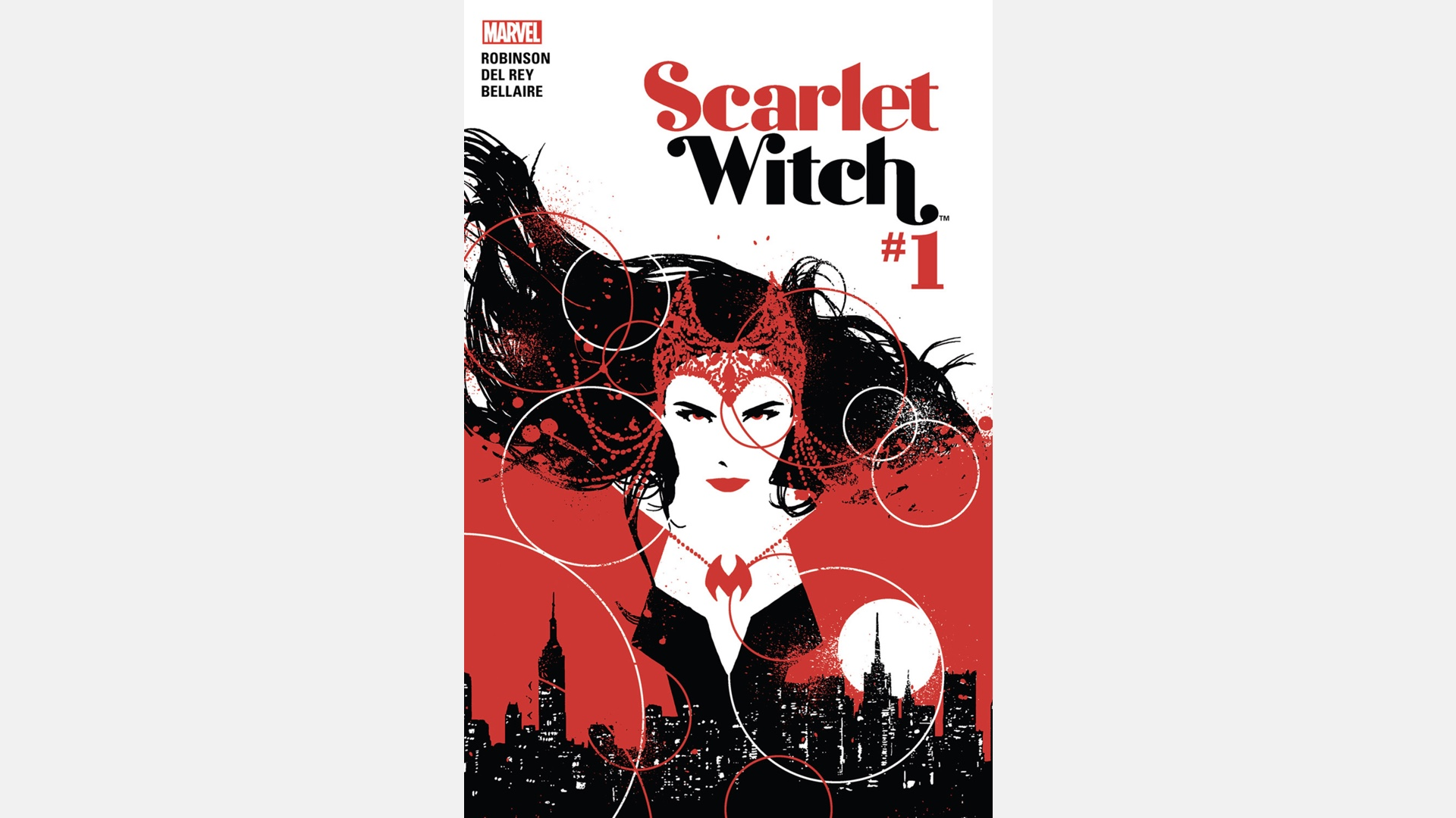 cover of Scarlet Witch #1