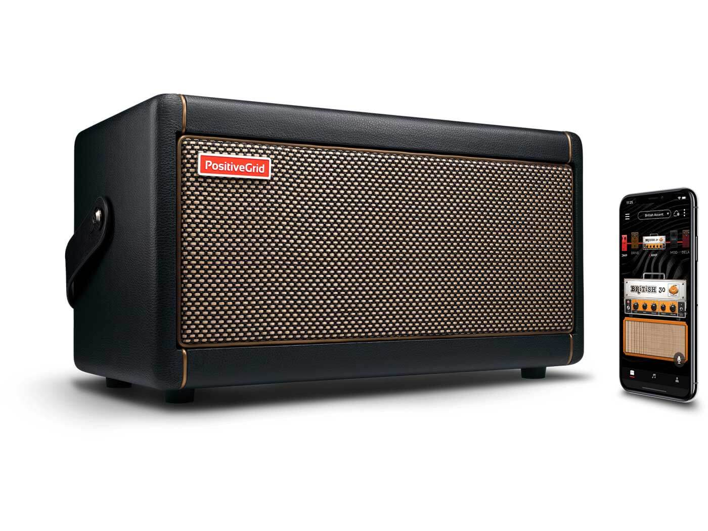 Positive Grid launches the Spark guitar amp for jamming, learning and recording | MusicRadar