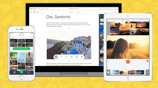 Adobe Spark on different devices