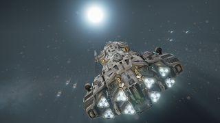 Modelling A Spaceship For Gameplay Design Creative Bloq - Spaceship design game