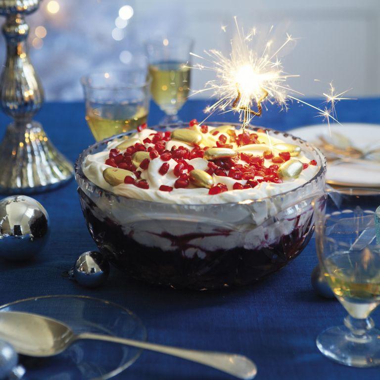 Mixed berry trifle-Christmas-Christmas Food-Woman and home
