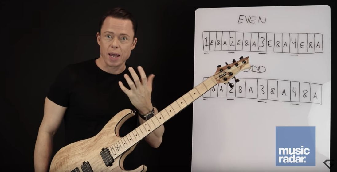 Video lesson: learn the number one missing guitar skill