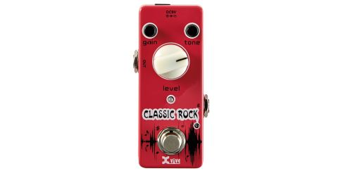 The tone control only adjusts the high frequencies, so things get abrasive quickly