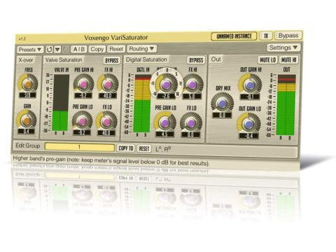 VariSaturator offers both valve- and digital-style processing.