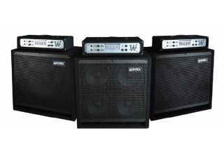 New 'workhorse' bass amplification from Warwick.
