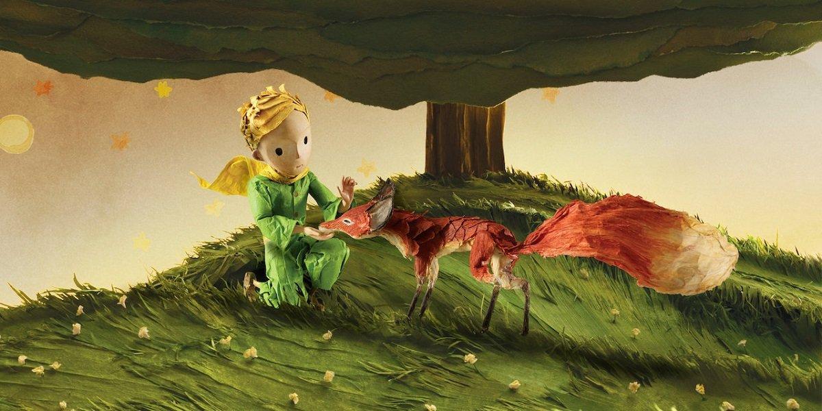 The Little Prince on Netflix