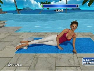Sega launching new Pilates game for Wii
