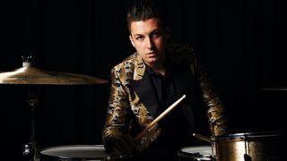 Arctic Monkeys' Matt Helders