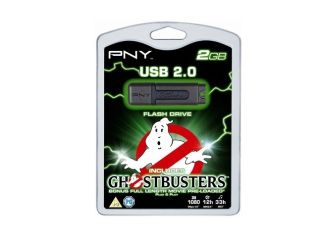 Ghostbusters! On USB! You've got to be excited with that? Oh, you're not