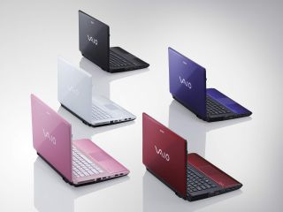 The SOny CW VAio series - check out those muted interiors