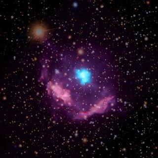 Kes 75 pulsar