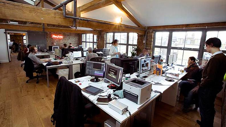 Graphic designers office Branding Company Vincys Printing How To Start Studio 18 Pro Tips Creative Bloq